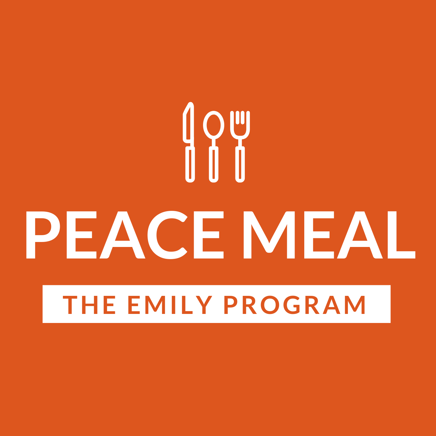 Peace Meal Logo