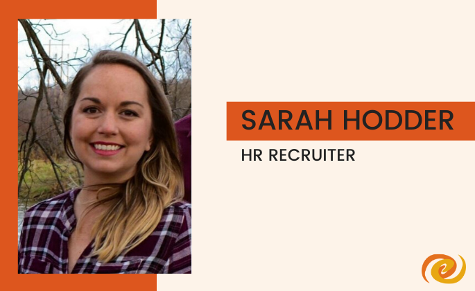 Staff Spotlight: Sarah Hodder