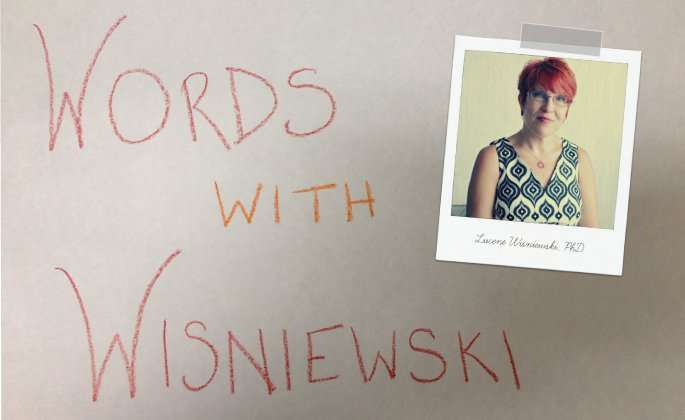 Words with Wisniewski