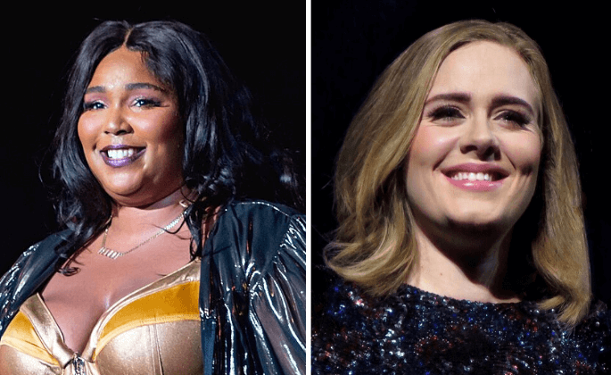 The Danger of Talking about Lizzo's and Adele's Bodies